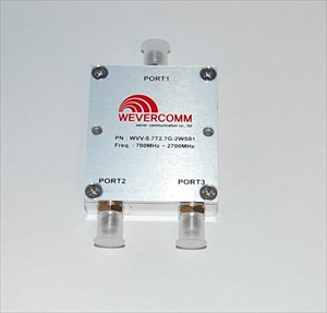 PD-4G-2WAY-SF - 2 Way Power Divider 700-2700 MHz